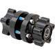 Black Rear Cartridge Hub - 17-6516-B