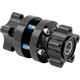 Black Rear Cartridge Hub - 17-6630-B