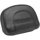 Quad Stitch Passenger Backrest Pad - 75067