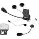 Universal Helmet Clamp Kit w/Slim Speakers - SC-A0318