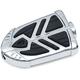 Chrome Spear Shift & Brake Peg - 5750