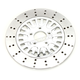 Illusion Front Right Floating Brake Rotor  - COG117126CRF2K