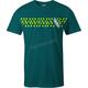 Heather Teal Traction Open Box T-Shirt - 509-CLO-TTT-LG