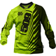 Lime Voltage Open Box Jersey