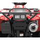 Black License and Registration Kit - 2341BQB