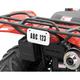 White License and Registration Kit - 2340WQB