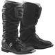 Black/Gray SG-12 Boots