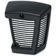 Satin Black Hypercharger ES Horn Cover - 7491