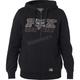 Black/Black Race Team Sherpa Zip Hoody