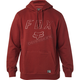 Bordeaux Tracer Pullover Hoody