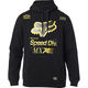 Black/Yellow Backdrafter Pullover Hoody