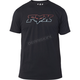 Black Duel Head SS Basic T-Shirt