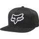Black Instill Snapback Hat - 21999-001-OS