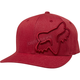 Dark Red Clouded Flexfit Hat