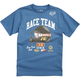 Youth Dusty Blue Speedway SS T-Shirt