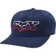 Youth Navy Duelhead FlexFit Hat - 22493-007-OS