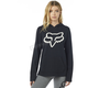 Women's Black Tailwhip Pullover Hoody