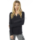 Women's Black Gorman Thermal Long Sleeve Shirt