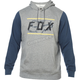 Heather Graphite Determined Pullover Hoody