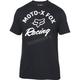 Black Enforced SS T-Shirt