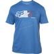 Dusty Blue Starfade SS T-Shirt
