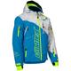 Alpha Gray/Process Blue/Hi-Vis Stance G2 Jacket