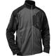 Heather Gray/Black Fusion G2 Mid-Layer Jacket