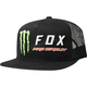 Black Monster PC Snapback Hat - 24411-001-OS