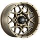 Bronze 14x7 Hurricane Wheel - 1428638729B