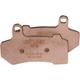 Front/Rear Sintered Ceramic Brake Pads - FD369G1370