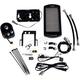 Black Oil Cooler Kit - ST-G