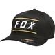 Black Determined FlexFit Hat