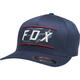 Navy Determined FlexFit Hat