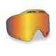 Fire Mirrror Replacement Open Box Dual Lens for Enduro MX-5 Goggles - 509-MX-X5LEN-EFR