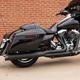 Black Sidewinder 2-into-1 Exhaust System - 550-0777