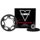 Black WSS Warranty 525SX3-108 Chain Kit  - CK6447