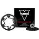 Black HFRS Black 520RX3-110 Chain Kit - CK6451