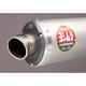 Street Series RS-3 Slip-On Muffler - 12130B5500