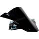 Black Racing Windscreen - 5603N