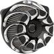 Black Inverted Series Drift Air Cleaner Kit - 18-981