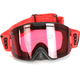 Red Kingpin Open Box Goggles - 509-KINGOG-17-RED