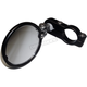 Black Left Hindsight Lane Splitter Mirror - BSLS-100