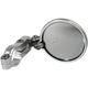 Chrome Left Hindsight Lane Splitter Mirror - BSLS-201
