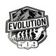 8 in. Evolution Stickers - 509-STK-EV8-10