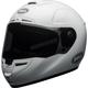 White SRT Helmet