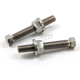 Titanium Axle Adjuster Bolts - 70-630