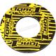 Black/Yellow Grip Donut - 8110-0206