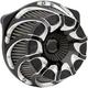 Black Inverted Series Drift Air Cleaner Kit - 18-983