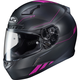 Semi-Flat Black/Pink CL-17 Combat MC-8SF Helmet