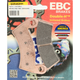 SXR Side By Side Race Fomula HH Sintered Brake Pads - SXR452HH